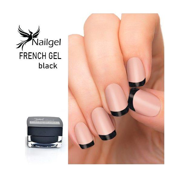French gel-black