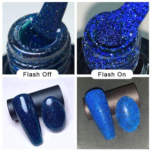 Disco Flash 017 gél lakk 8 ml