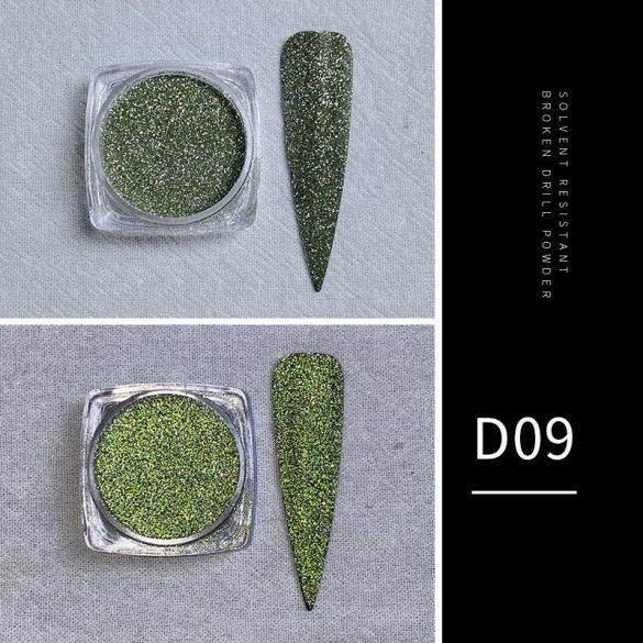 Disco Flash effekt csillámpor D09