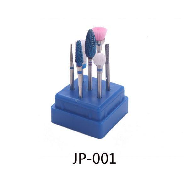 7 darabos csiszolófej készlet 7-es összeállítás