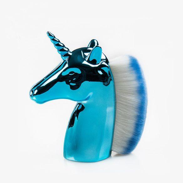 Unikornis portalanító kefe kék