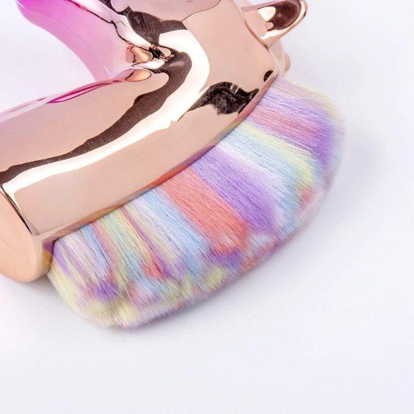 Unikornis portalanító kefe pink