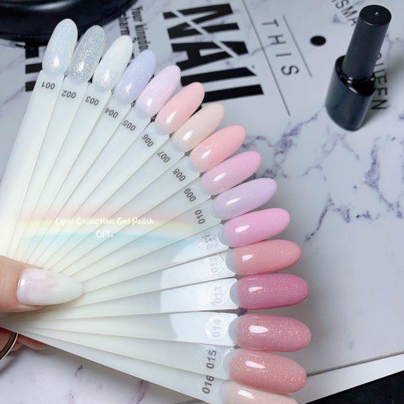 Opal Glitter 012 gél lakk 8 ml