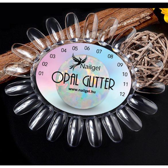 Margaréta Opal glitter  géllakkokhoz