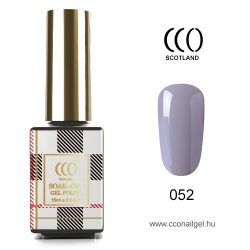 Lila 052 CCO SCOTISH Gél lakk 15 ml