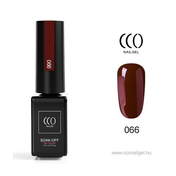 Bordó 066 CCO Géllakk 5ml