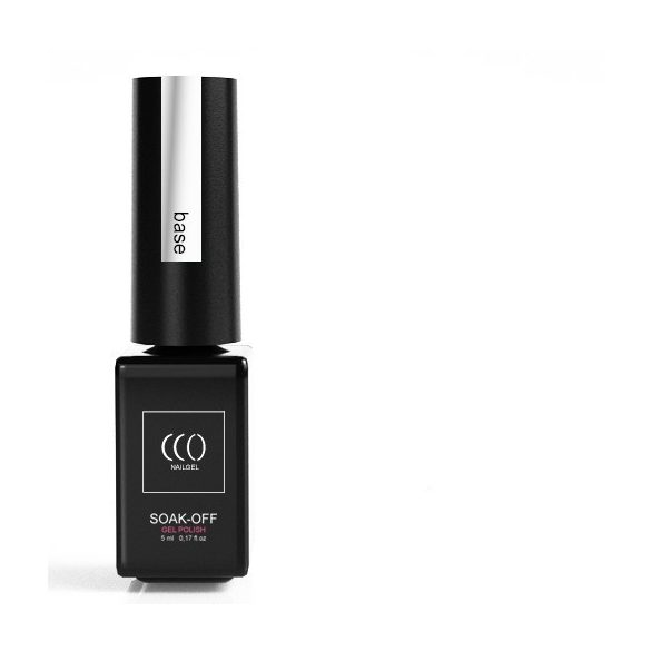 Alapozó CCO Top Coat Gél lakk  5ml