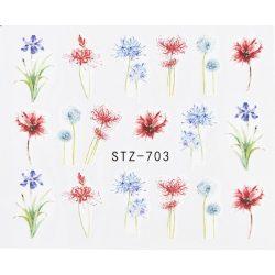 Tavaszi körömmatrica 4