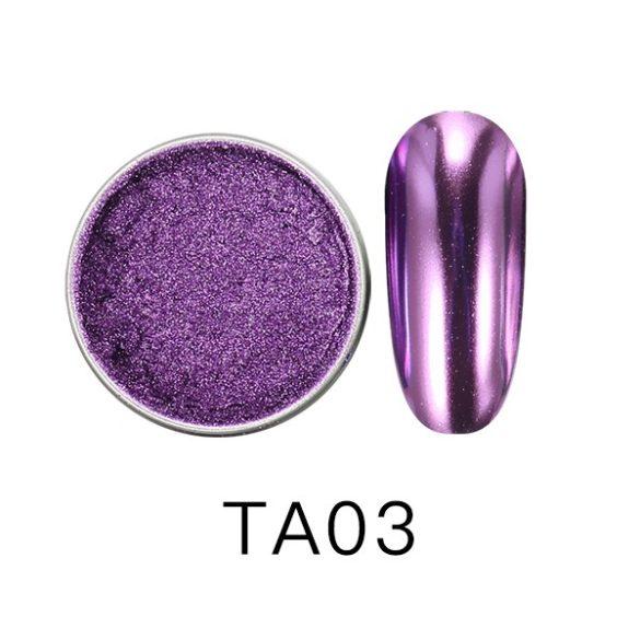 Pink nagy pigmentáltságú krómpor TA03