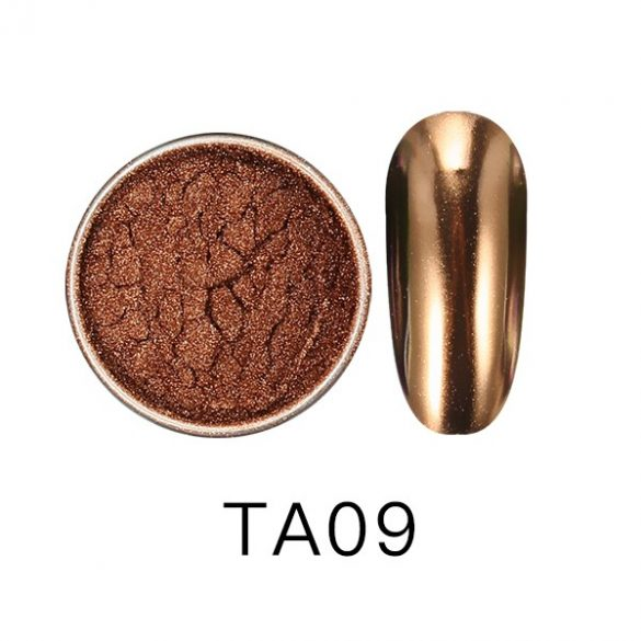 Arany nagy pigmentáltságú krómpor TA09