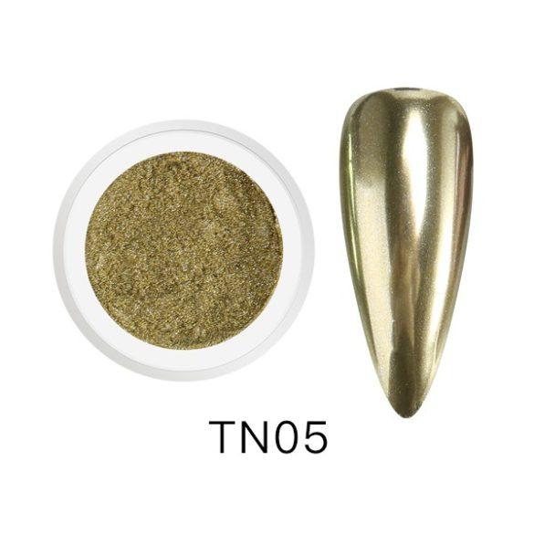 Óarany, nagy pigmentáltságú krómpor TN05