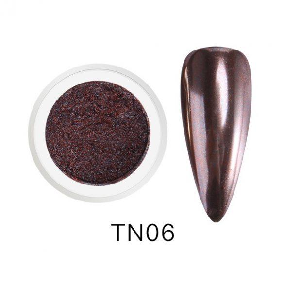 Barnás-Ezüst, nagy pigmentáltságú krómpor TN06